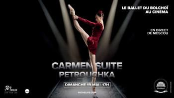 Ballet en direct du Bolshoï de Moscou