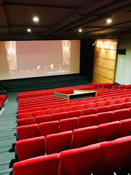 Visite du cinéma Cinéma Aix Les Bains - Victoria